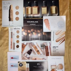 NIB Luxury Complexion Sample Lot